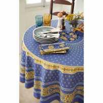 70 inch round tablecloth Bastide, Marat d'Avignon