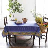 Tablecloth for square table Bastide, Marat d'Avignon