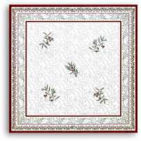 Square table mat Auriol