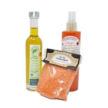 Provencal cuisine seasoning box
