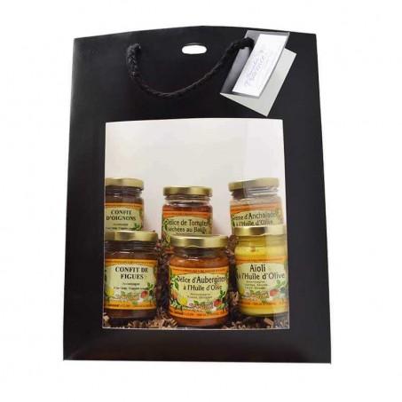 Box épicerie du terroir provençal