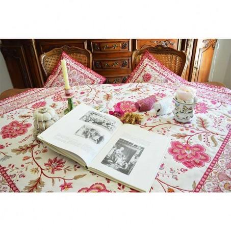 Rectangular table mat fabric