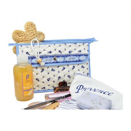 Provencal toiletry bag