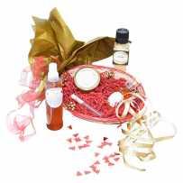 Top gourmet Provence saffron box