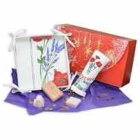 Provencal bathroom gift set