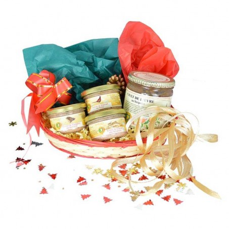 gourmet box of Provence