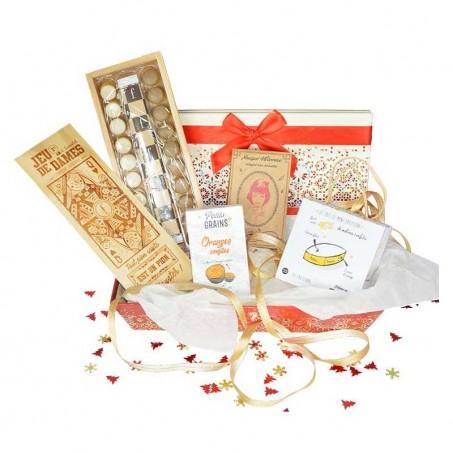 Fancy Aix en Provence candy sweet box
