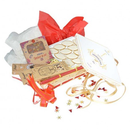 Coffret degustation gourmande Douces traditions