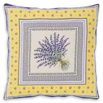 pillow cover Castillon yellow