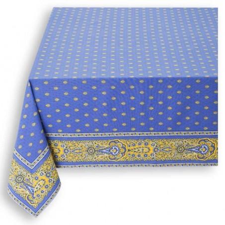 cotton tablecloths rectangle lavender