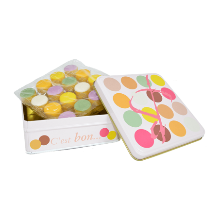 Round and fruity Calissons from Aix - Symphonies happiness box