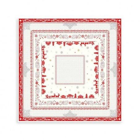 tapis de table décoratif pour Noël
