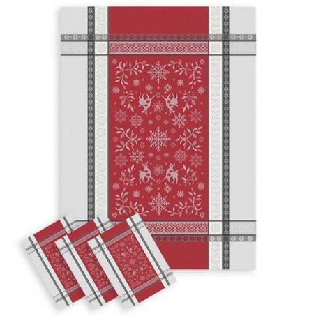seasonal kitchen towels