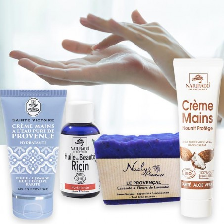 Best treatment for dry cracked hands