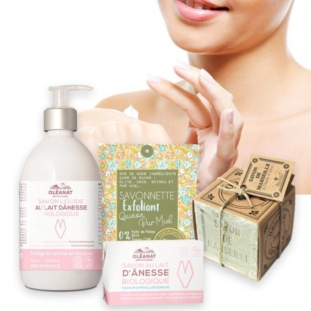 Best treatment for dry hands - All natural hand soap