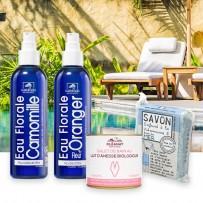 Coffret Soins Corps et Visage - Détente parfumée