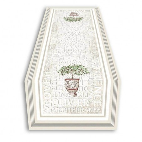 Table runner Gordes