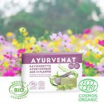 organic Ayurvedic antibacterial soap