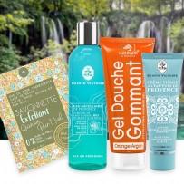 Produit naturel pour la peau du visage