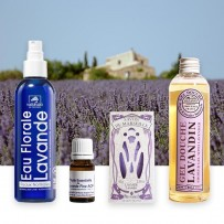 Clean body products - Lavender Beauty box sale