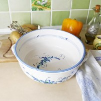 clay baking and serving dish