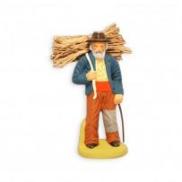 santon porteur de bois