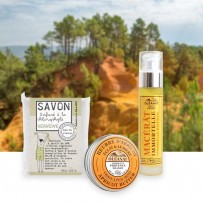 Natural and organic face care treatment
