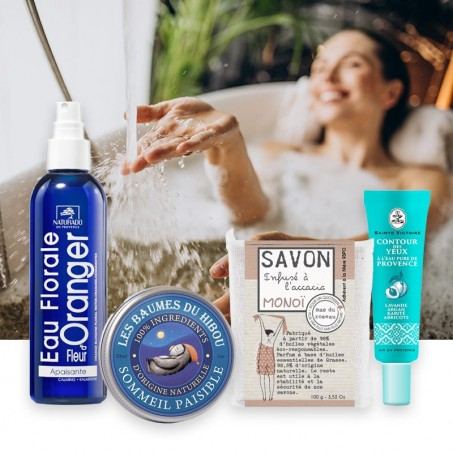 Body and face care set