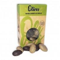 gourmandise bio amande et chocolat