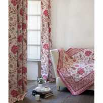 Decorative plaid, woven Jacquard Montespan