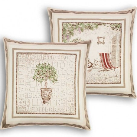 Couch pillow cover Gordes