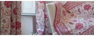 Authentiques plaids ou couvertures de canapé ou de table de décoration