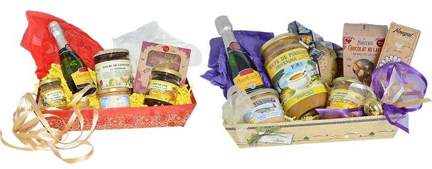 Box Alimentaire Salé Sucré de Provence, produits du terroir gourmand !