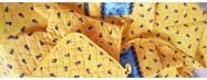 Linge de cuisine pour Pâques: gants pour cuisiner tabliers et torchons