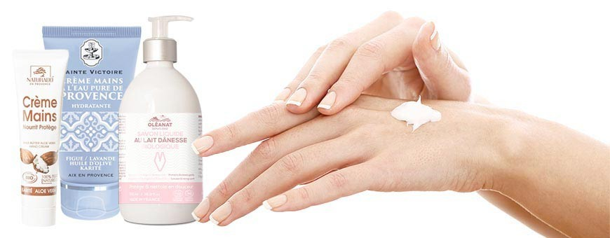 Pure and natural soaps | Best treatment for dry cracked hands