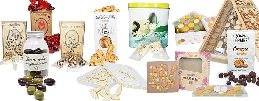 Chocolates and artisanal confectionery   A delight not to be missed!
