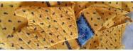 Nos gants de cuisine anti chaleur sont confectionnés en Provence !