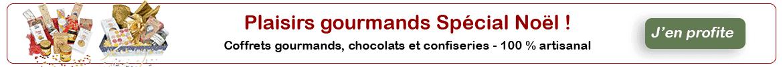 Coffrets, Chocolat et gourmandises de Noël