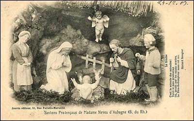 santons history