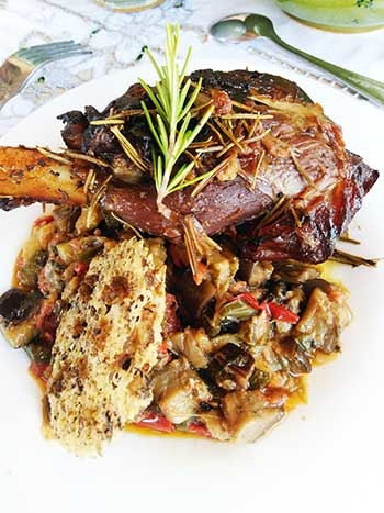 lamb-shank-confit-honey-rosemary