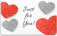 Gift card Love